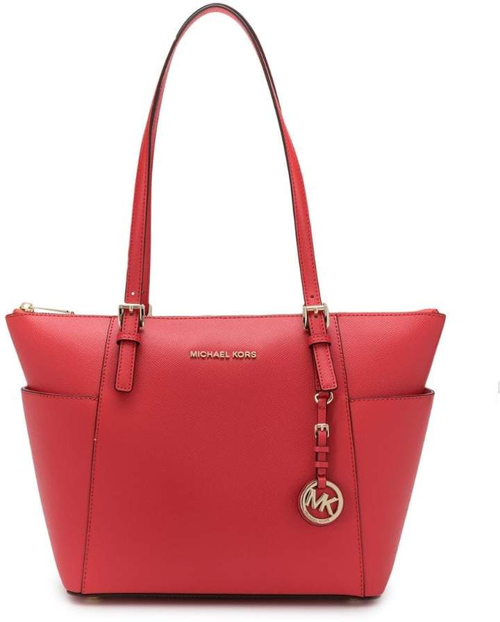 a9a50294c661 MICHAEL Michael Kors Red Tote Bags - ShopStyle