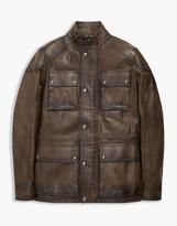 Belstaff Trialmaster 2015 Jacket Black Brown