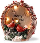 National Tree Co 9i Lighted Christmas Dcor Piece