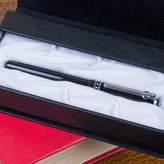 Swarovski Dibor Crystal Lucerne Black Ballpoint Pen