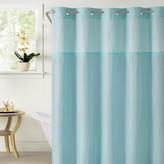 Hookless Bahamas Shower Curtain & Liner