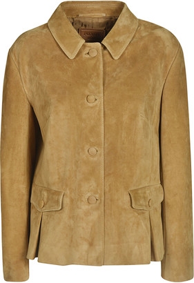 Prada Classic Button Jacket