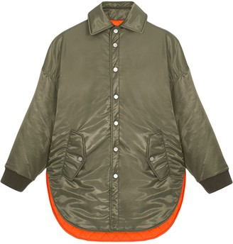 Fenty by Rihanna Oversized padded jacket