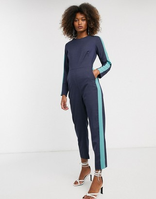 Closet London Closet braided jumpsuit