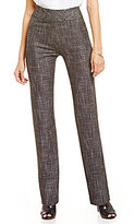 Investments Petite the PARK AVE fit Straight Leg Pant