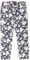 Tory Burch Alexa Floral Print Jeans w/ Tags
