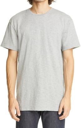 Closed Heathered Crewneck T-Shirt