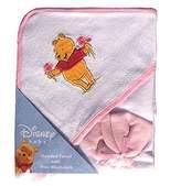 Winnie The Pooh Hooded Towel & Washcloth Set