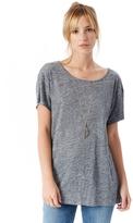 Alternative Spring Street Linen T-Shirt