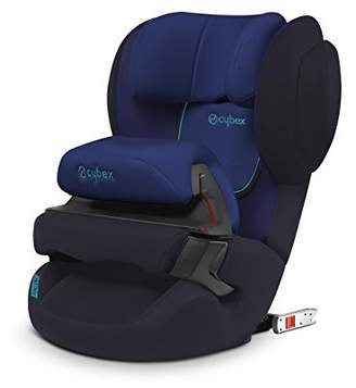 Kurt Geiger Cybex Silver Juno 2-Fix Child's Car Seat, for Cars with ISOFIX, Car Seat Group 1 (9-18 , Blue Moon