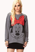 Forever 21 Minnie Mouse© Sweatshirt