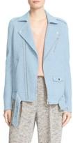 Theory Women's Tralsmin Wool & Cashmere Moto Jacket