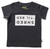 Munster Baby Boy's Shredder Tee