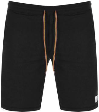 Paul Smith Jersey Shorts Black
