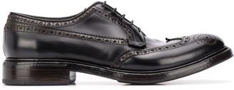 Premiata Classic Derby Shoes