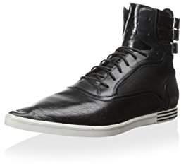 Yohji Yamamoto Women's Y-3 Brogue High II Sneaker