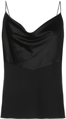 Cushnie cowl neck top