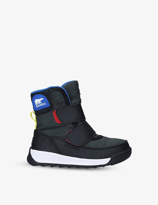 Sorel Youth Whitney nylon shell boots 7-10 years
