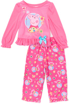 Komar Kids Pink Peppa Pig Pajama Set - Toddler