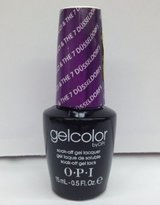 OPI Gel Nail Color, Suzi and The 7 Dusseldorfs, .5 Ounce