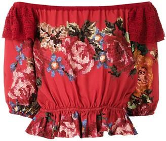 Cecilia Prado printed Michele blouse
