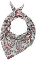 Paco Rabanne paisley print scarf