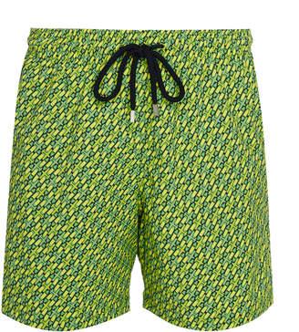 Vilebrequin St. Barth Printed Swim Shorts Size: L