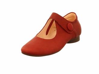 Think! Women's Guad_484280 Ankle Strap Ballet Flats