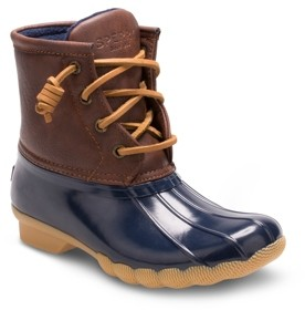 Sperry Little & Big Boys and Girls Saltwater Boot
