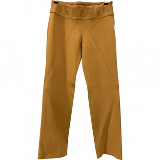 Gianni Versace Wool Trousers for Women Vintage