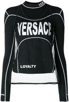 Versace Active logo top