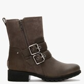 Thumbnail for your product : UGG Wilde Slate Leather & Suede Biker Boots