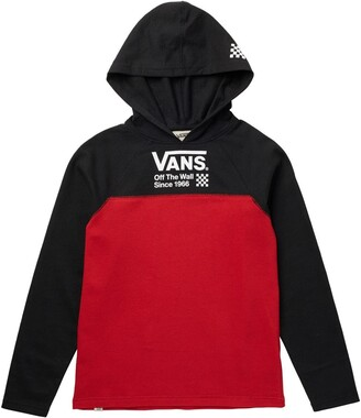 Vans By Ryder Colorblock Hooded T-Shirt