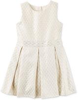 Carter's Holiday Jacquard Dress, Little Girls (2-6X)
