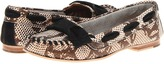 Lucchese Decker Moccasin (Black) - Footwear