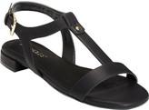 Aerosoles Women's Buckle Down T Strap Sandal