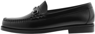 G.H. Bass Weejun Lincoln Leather Loafers Black