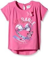 Kanz Girl's T-Shirt - Pink -