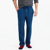 J.Crew Flannel pajama pant in herringbone