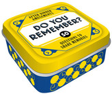 Chronicle Books After Dinner Amusements: Do You Remember?