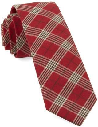 The Tie Bar Newton Plaid