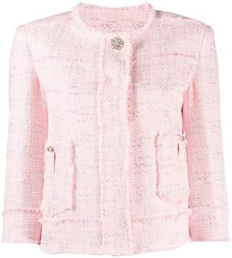 Liu Jo tweed short jacket