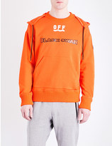 Moncler cotton-jersey hoody