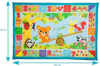 Chicco Magical Forest Move n Grow XXL Playmat
