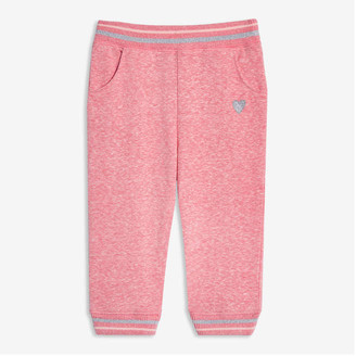 Joe Fresh Baby Girls' Joggers, Pink (Size 6-12)