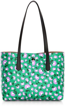 Kate Spade Small Molly Party Floral PVC Tote
