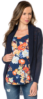 A Pea in the Pod Lightweight Maternity Cardigan