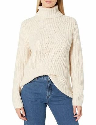Lucky Brand Women's Traveling Rib Sweater