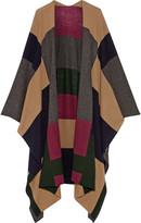 Madeleine Thompson Color-block cashmere wrap