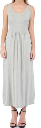 B Collection By Bobeau Caine Crossback Maxi Dress